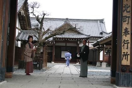日光 江戸村